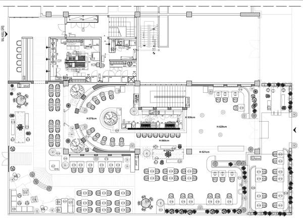 Olive Hill Building Plan