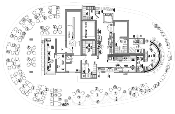 INTI Building Plan